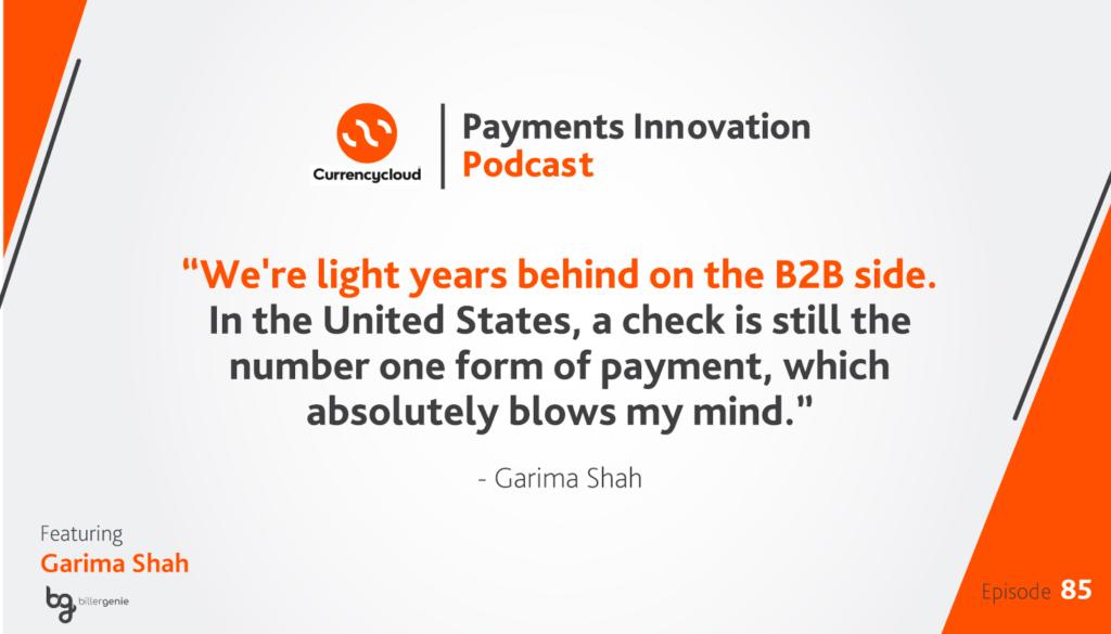 Payments innovation podcast